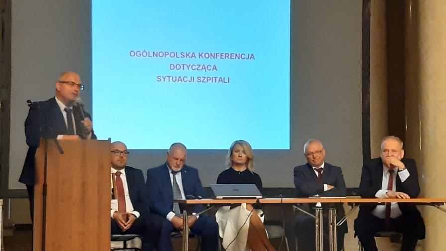 Konferencja pałac kultury i nauki